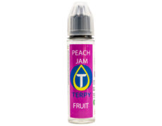 30 ml en flacon de e-liquidos frutales para cigarrillo electronico Peach Jam