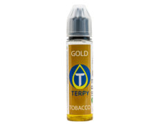 Flacon de 30 ml e-liquid tabaquiles Gold para cigarrillo electronico