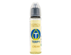 Flacon de 30 ml de e liquidos cremosos Licorice & Coconut