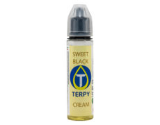 Flacon de 30 ml liquido para cigarro electronico cremosos Sweet Black