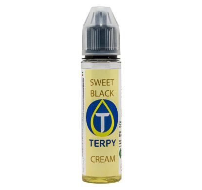 Flacon de 30 ml liquido para cigarro electronico cremosos Sweet Black