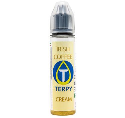 Flacon de 30 ml e-liquidos cremosos para cigarrillo electronico Irish Coffee