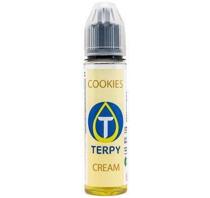 30 ml en flacon de e-liquidos cremosos para cigarrillo electronico Cookies