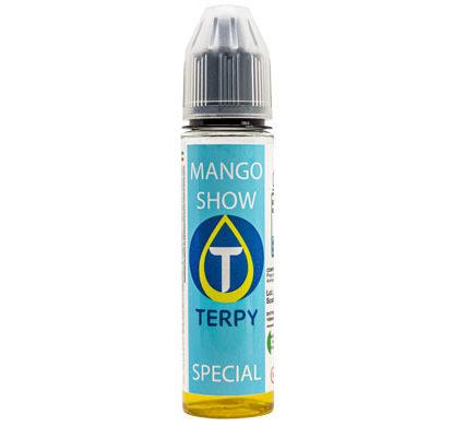 Flacon de 30 ml e-liquid para cigarrillo electronico gourmet Mango Show