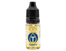 Sabor gourmet Sweet Black de 10ml para cigarrillo electronico