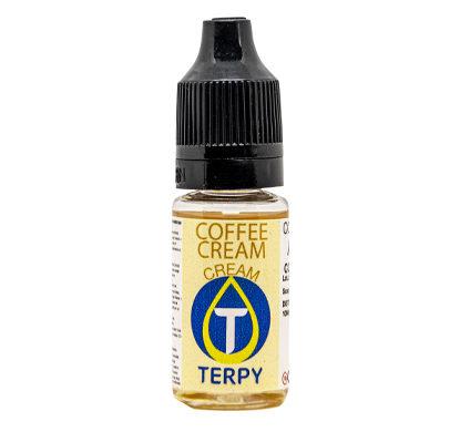 Flacon de e liquid sabores gourmet para cigarro electronico Coffee Cream