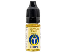Sabor cremosos Lemon Cake de 10ml para cigarrillo electronico