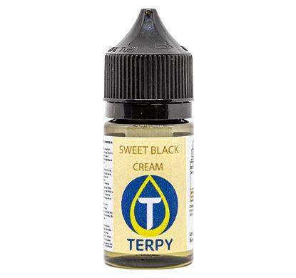 Flacon de 60 ml liquido para cigarro electronico cremosos Sweet Black