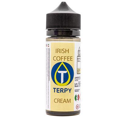 Liquido para cigarrillo electronico cremoso Irish Coffee de 120 ml