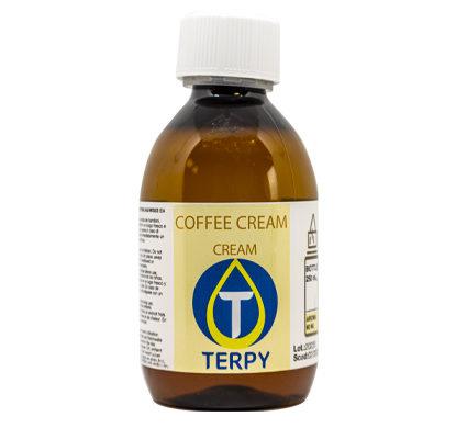 Botella de 250 ml liquido para cigarro electronico cremoso Coffee Cream