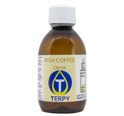 Botella de 250 ml de e-liquidos cremosos para cigarrillo electronico Irish Coffee