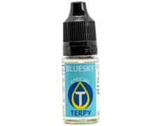 Flacon de e liquid sabores gourmet para cigarro electronico bluesky 10 ml