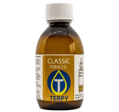 Botella de 250 ml liquido para cigarro electronico de tabaco Classic