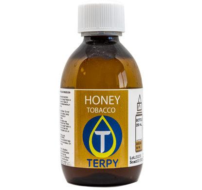 Botella de 250 ml e-liquidos para cigarrillo electronico tabaco Honey