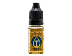 Botella de sabor tabaquiles Lavender 10ml para cigarrillo electronico