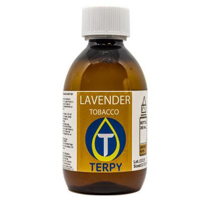 Liquido para cigarro electronico tabaco Lavender en botella de 250 ml