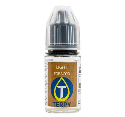 Frasco de 60 ml de e-liquid tabaquiles para cigarrillo electronico Light