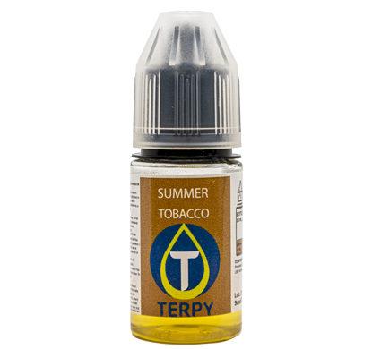 Frasco de 60 ml de e-liquid tabaquiles Summer para cigarrillo electronico