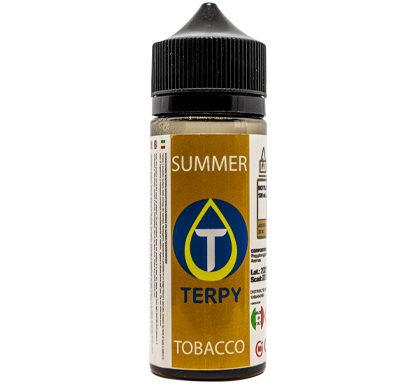 Envase de liquido para cigarrillo electronico tabaco Summer de 120 ml