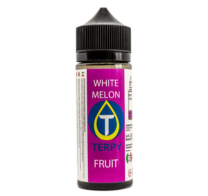 Liquido para cigarro electronico frutal White Melon en envase de 120 ml