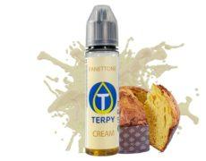 Botella de sabor panettone e-liquid para cigarrillo electronico