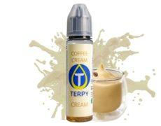Líquido para cigarrillo electronico con sabor a crema de café