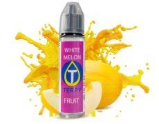 White melon vial de líquido para vapear con sabor a fruta