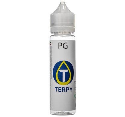 Flacon de PG Base liquido para cigarrillo electronico