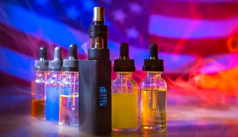 Líquidos para cigarros electrónicos americanos