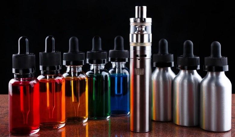 clasificación líquidos para cigarro electrónico