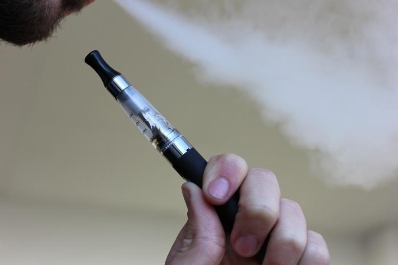 inhalación de vapor de e líquidos