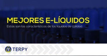 mejores líquidos para el cigarrillo electrónico