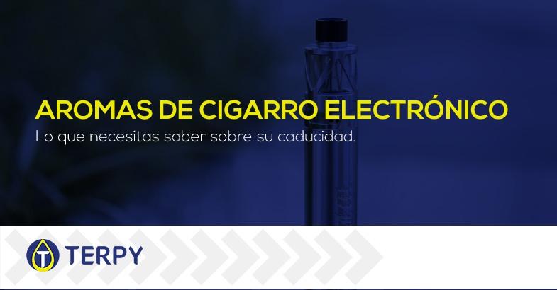 Aromas de cigarrillos electrónicos