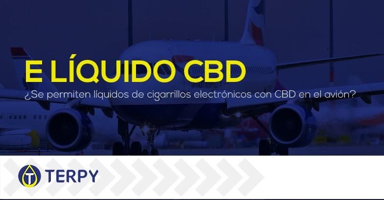 líquidos de cigarrillos electrónicos con CBD