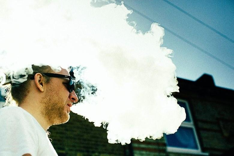 e líquid sin nicotina con THC