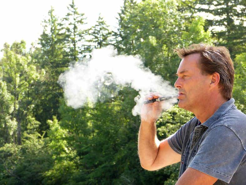 3 sabores veraniegos para probar si usas el cigarrillo electrónico