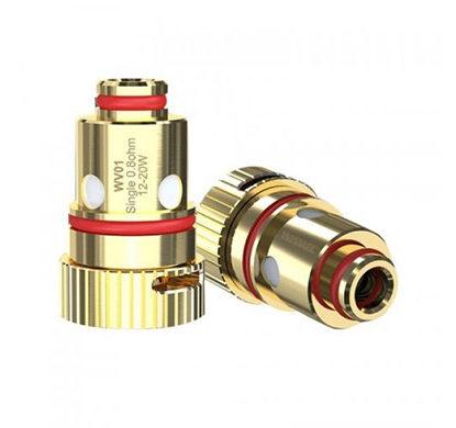 Cigarrillos electrónicos con resistencia 0,8 de Wismec R40