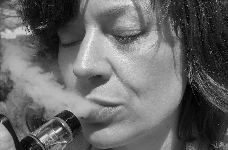 Aromas sin sabor en el cigarrillo electrónico