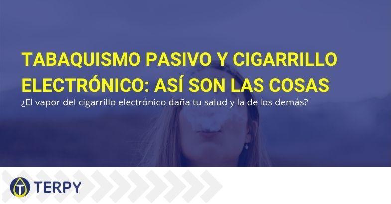 El tabaquismo pasivo y los cigarrillos electrónicos descubra si es perjudicial.