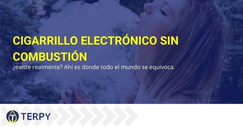 Cigarrillo electrónico sin combustión: ¿qué es?