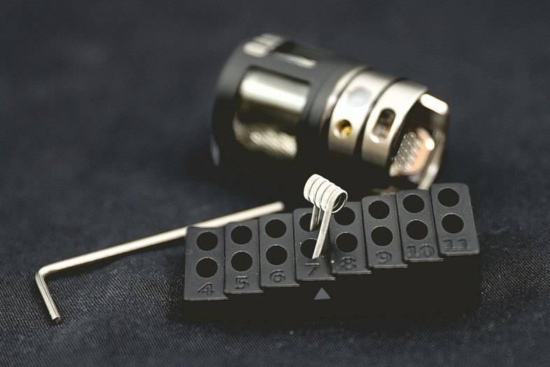 Cambiar el cable resistivo o la bobina