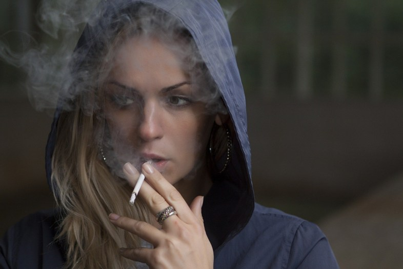Daños causados por los cigarrillos