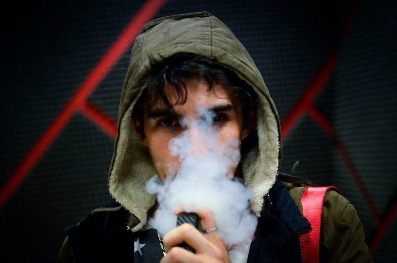 Líquidos para vaporizar el cigarrillo electrónico