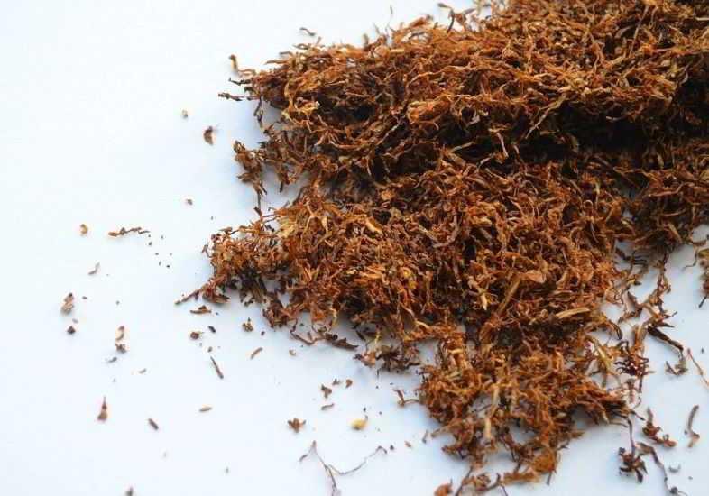 Líquido e-cig con sabor a tabaco para dejar de fumar.