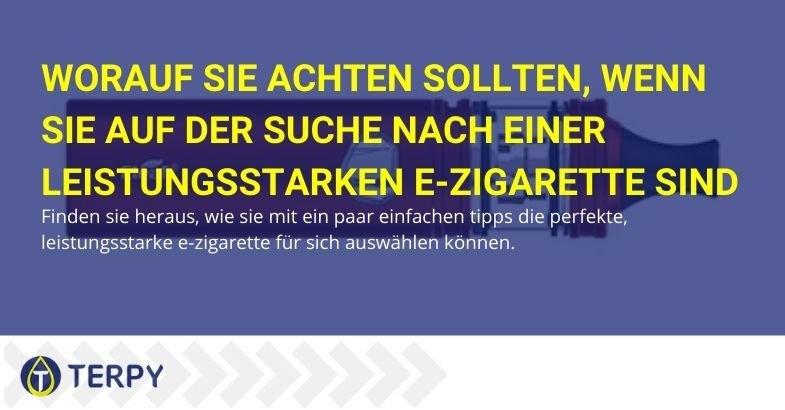 Estos son los tipos de cigarrillos electrónicos más vendidos y cómo elegirlos.